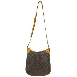 Auth Louis Vuitton Odeon Pm Crossbody #N73463V88